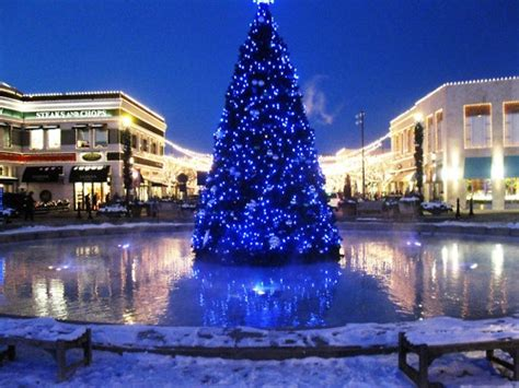 1000 images about easton town center holiday lights on