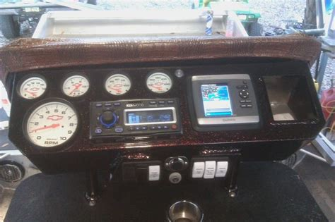 airboat gauge panel dash vs console southern airboat