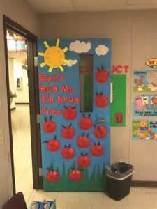 quot say no to drugs quot door decoration from my kindergarten