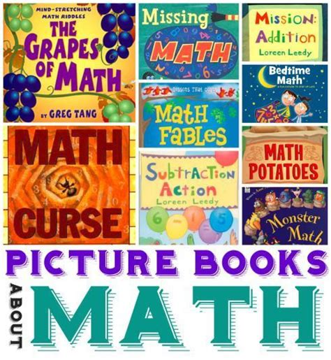 teaching math with picture books 17 best images about literature with a numeracy focus on