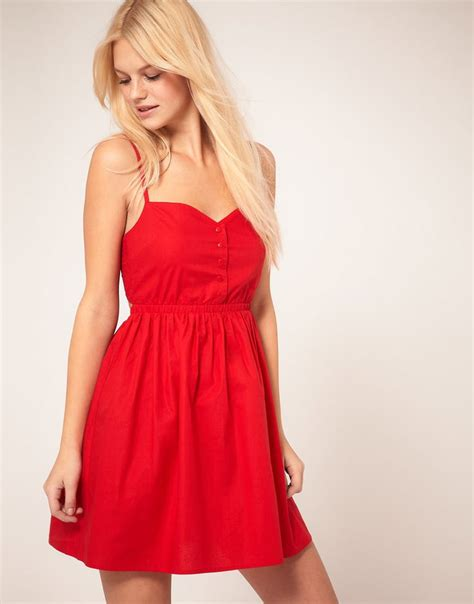 Summer Dresses by Summer Dress With Straps