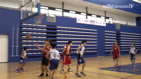 baloncesto melilla resumen rcmm club melilla baloncesto minibasket