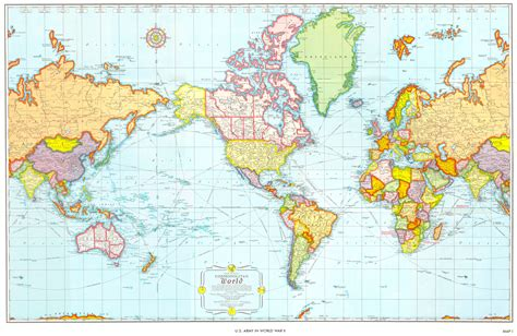 where is usa on the world map usa map world