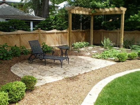 how to landscape backyard on a budget 55 beautiful minimalist backyard landscaping design ideas