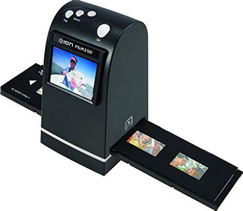 Recommended Film Scanner | best 35mm film and slide scanner reviews for 2018