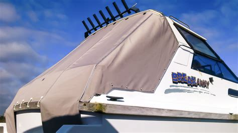 boat covers new zealand west auckland upholstery boat covers clears and