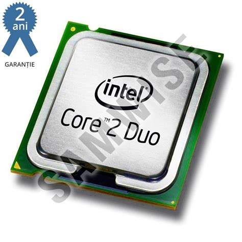 Intel 2 Duo E4500 22 Ghz Socket 775 procesor intel 2 duo e4500 2 2 ghz socket lga775 fsb 800 mhz 2 mb cache 65 nm