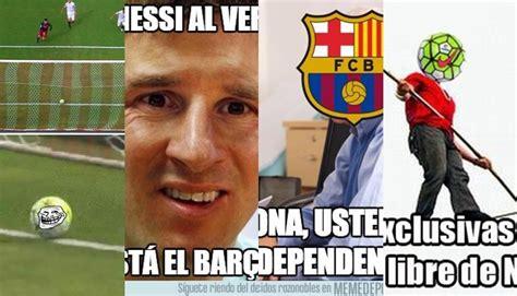 Barca Memes - barcelona se gana crueles memes por derrota ante el