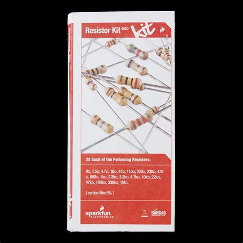 resistor kit south africa resistor kit 1 4w 500 total riecktron embedded solutions south africa