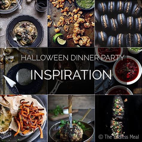 best 20 halloween dinner parties ideas on pinterest