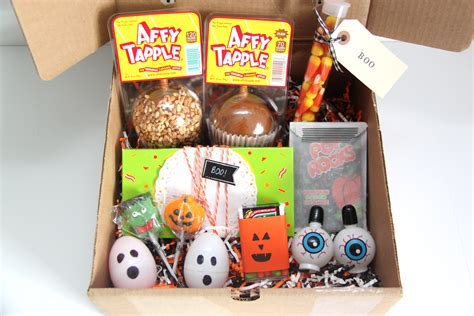 gift idea halloween in a box smashed peas amp carrots