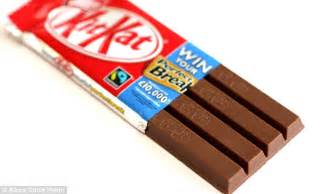 Kitkat 4 Finger Chocolate From Uk kit copycats are ok judge as cadbury s beats