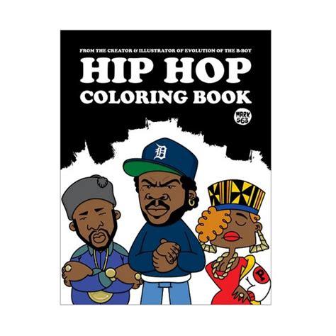 Hip Hop Coloring Book Highlights Hip Hop Coloring Book