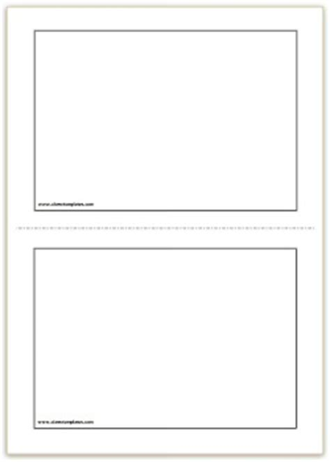 q card template flash card template