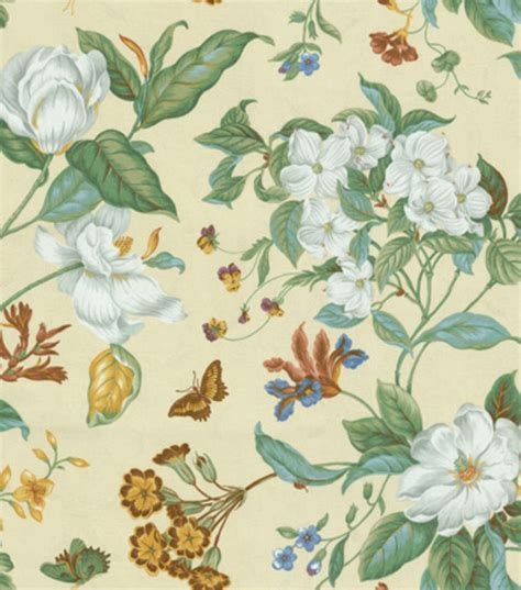 home decor fabric waverly garden images parchment at joann com