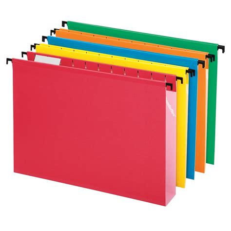 file cabinet folder hangers pendaflex 174 surehook 174 capacity reinforced hanging