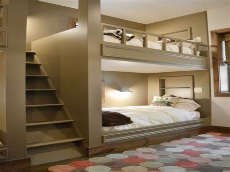 unique bunkbeds home design interior