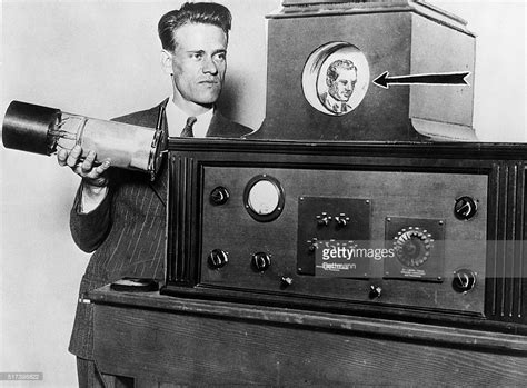 inventor of philo farnsworth getty images
