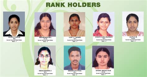 Kerala Mba Rank List by Achievements Lourdes Matha College Of Science And