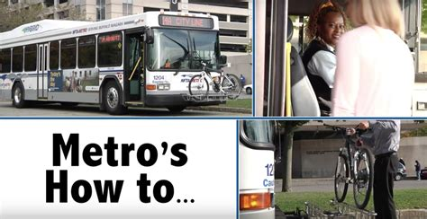 metro s how to use the bike rack on a buffalo rising