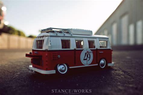 volkswagen lego stance works slammed lego volkswagen