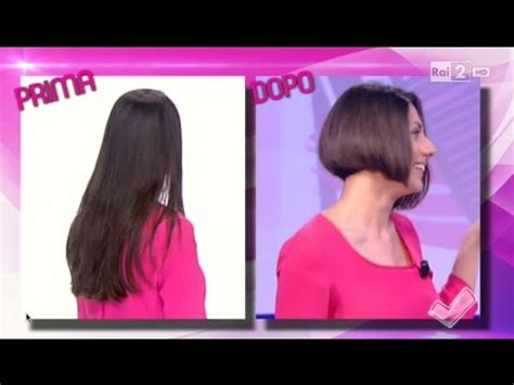 extreme makeover bob makeover long to bob haircut part 1 youtube