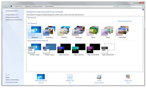 killer themes for windows 7 use windows 8 desktop themes on windows 7