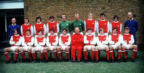 arsenal youth team an arsenal blast from the past no 8 1970 71 arsenal s
