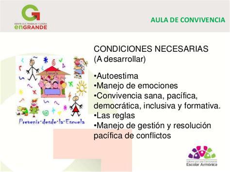 estrategias para la convivencia pacifica adecuada pictures to pin on programa de valores por una convivencia escolar arm 243 nica i