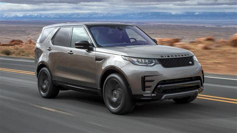 discovery land rover review 2017 land rover discovery review all new suv tested top