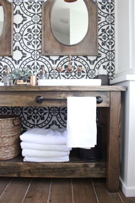 master badezimmer vanity master bathroom renovation how to achieve a farmhouse
