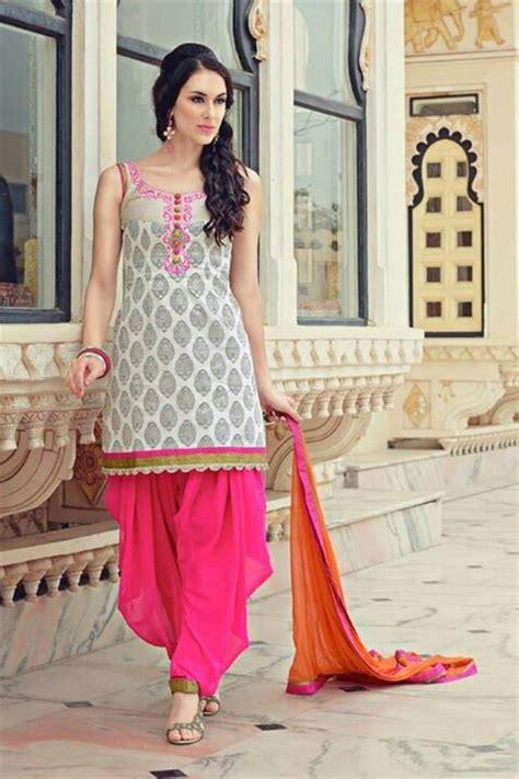 colorful jacket salwar suit neck designs wedding styles punjabi fashion patiala salwar kameez punjabi kurti suit