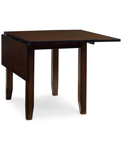 Rectangular Drop Leaf Table Branton Rectangular Drop Leaf Table Furniture Macy S
