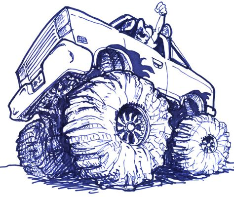 mud truck clip art images about monster trucks on clip art clipartix