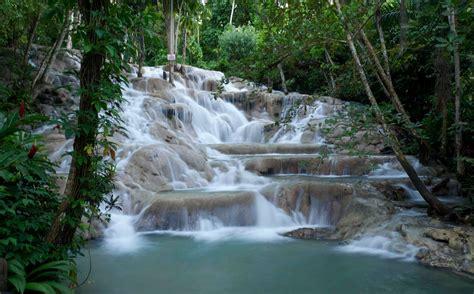 of river falls waterfall climbing dunn s river falls