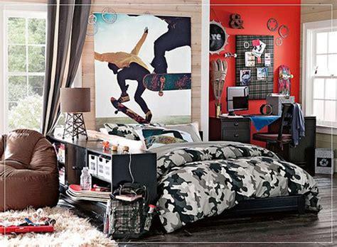 marvelous Boy Girl Shared Room Ideas #2: Modern-Teen-Bedrooms-Based-On-Boys-Hobbies-10.jpg