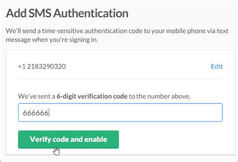 verification code how to add two factor authentication to your slack account