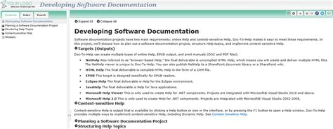 knowledge base document template authoring and publishing using microsoft 174 word madcap