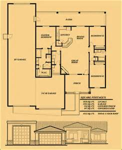 Rv Garage Floor Plans by Free Home Plans Floor Garage Plan Rv
