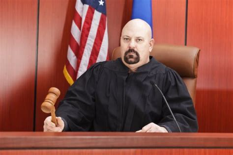 judge on the bench domestic violence