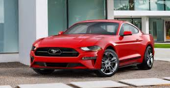 Ford Mustang 2018 2018 Ford Mustang Brings Back The Pony The Torque Report