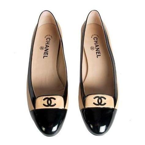 Channel Flat best 25 chanel shoes flats ideas on chanel