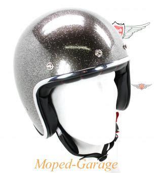 design roller helm moped garage net motorrad roller jet helm grau metal