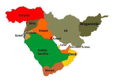 oriente medio oriente roto cria 231 227 o dos estados do oriente m 233 dio brasil escola