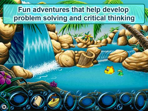 freddi fish apk freddi fish the stolen shell android apps on play