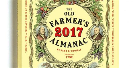 the almanac a seasonal guide to 2018 books the farmers almanac 2017 winter weather prediction