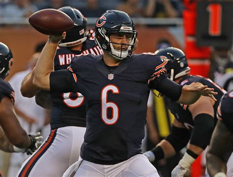 jay cutler jay cutler history puts interesting spin on preseason loss