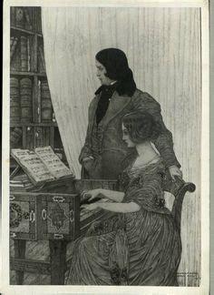 Schumann 4 Sketches by 1000 Images About Robert Schumann On