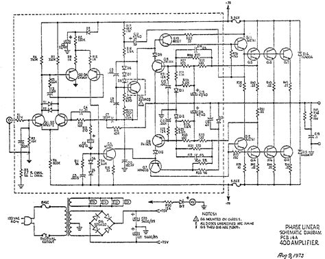 Power Lifier Phase Audio schematic 300 a capacitor elsavadorla