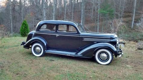 1936 buick 2 door trunkback sedan survivor to find model 4411 for sale photos 1936 dodge brothers 2 door sedan classic survivor all original classic dodge other 1936 for sale